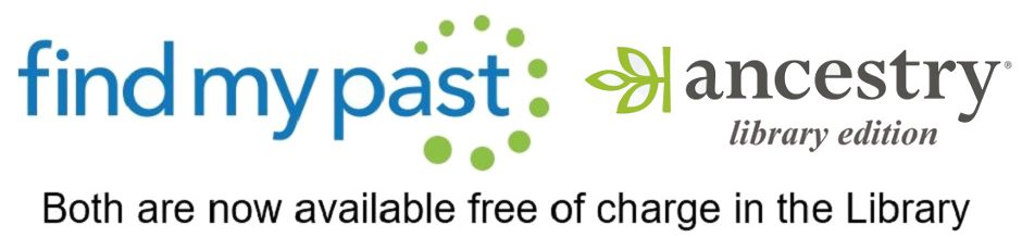 Free access to Ancestry —Grenfell Public Library